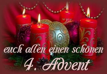 4. Advent & Genesungswünsche